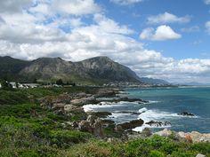 Walker Bay, Hermanus. South Africa,   Jan. 2011 and August 2014
