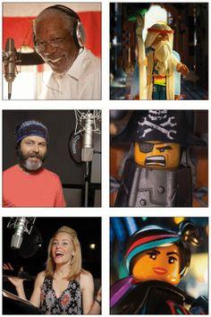 Family Movies: The Lego Movie