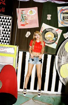 CL   2NE1 - Adidas 2014