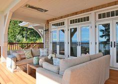 Linen Outdoor Furniture. Sunshine Coast Home Design.