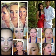Prom Makeup by Laurah  #prom#merlenorman