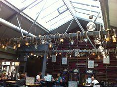 Wheterspoon interiors – Stamford. Urban/Construction/Industrial look  Copper/wood/steel
