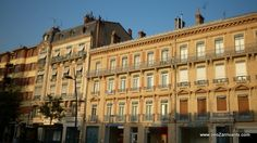 Toulouse, ses immeubles