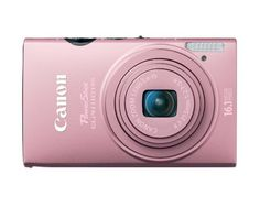 Love this camera ... want it so bad! Canon PowerShot ELPH 110 HS 16.1 MP CMOS Digital Camera with 5x Optical Image Stabilized Zoom 24mm Wide-Angle Lens and 1080p Full HD Video Recording (Pink) by Canon, http://www.amazon.com/dp/B006UMM25I/ref=cm_sw_r_pi_dp_uG.5pb16XGJDB