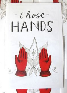 Those #Hands... cover for ?  artist?