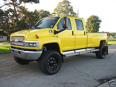 Medium Duty Pictures! C4500/c5500 - Page 11 - Diesel Place : Chevrolet and GMC Diesel Truck Forums