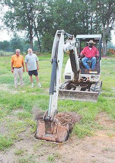 Chickasaw County Historical Society busy with construction
