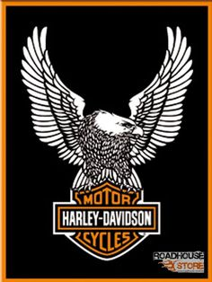 harley-davidson-eagle-drawing-84 | Motorcycle Design