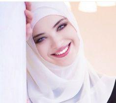 Chechen hijab girl