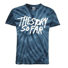 Logo On Black Tie Dyed : TSSF : MerchNOW - Your Favorite Band Merch, Music and More
