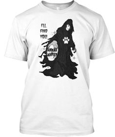 GRIM REAPER i find animal abusers! | Teespring