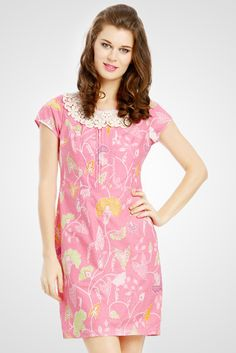 BerryBenka | batik dress