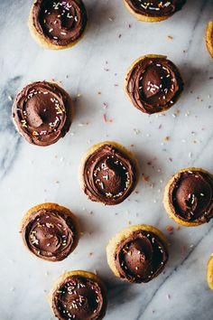 tahini cupcakes | my name is yeh