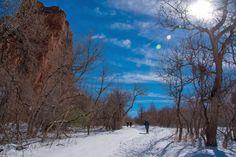 Roxborough+State+Park+Trails | Roxborough State Park: Fountain Valley Trail, Part II