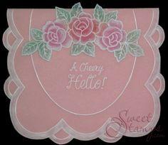 Cheery Hello   Stacey Richardson / SweetStamps.com LLC