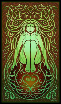 """Earth Spirit"" by Cristina McAllister"