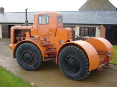Wagner TR-9 tractor - Google Search