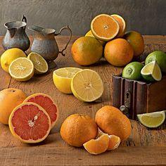 Faça mais do que uma limonada! Esse e outros cítricos são indispensáveis para a saúde e essenciais no preparo das mais diversas receitas