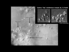 """Explores claims made by """"Mars anomalists"""" that the Cydonia region of Mars (the region with the """"Face on Mars"""") was constructed, designed, or arranged by intelligent aliens."""