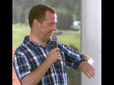 Видео Медведев отвечает на вопрос педагога из ВУЗа Дагестана - учителя и...