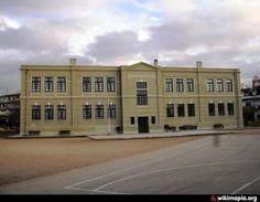 7ο δημοτικο σχολειο αλεξανδρουπολης - Αναζήτηση Google Landscapes, Greek, Mansions, House Styles, Google, Home Decor, Mansion Houses, Paisajes, Decoration Home