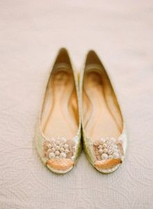db8cc8dcb9c7 I love the gold shoes on the pale pink background · Pink Wedding  ShoesWedding FlatsBridal ...