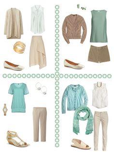 The Vivienne Files: The Warm Summer Common Wardrobe + Seaglass