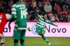 Livre direto do avançado japonês TANAKA, aos 90+5 minutos, deu ao Sporting a vitória em Braga e a subida ao 3.º lugar da I Liga, com a sexta vitória consecutiva na temporada 2014-2015