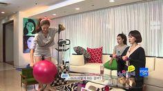 미모원정대 Ep 02. 김성은이 집에서 하는 운동은?!