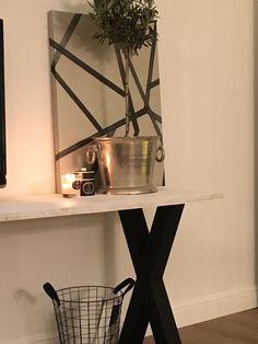 Homestory, zu Gast bei Anna und Sascha Bar Cart, Anna, Furniture, Home Decor, Wall Design, Homemade Home Decor, Bar Carts, Home Furnishings, Interior Design