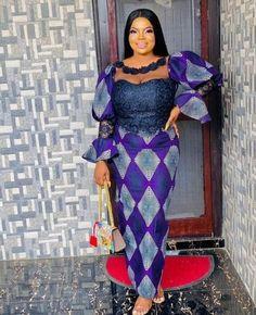 African Fashion Ankara, Latest African Fashion Dresses, African Print Fashion, African Dress, Ankara Long Gown Styles, Trendy Ankara Styles, Ankara Skirt And Blouse, Ankara Dress, Fashion Design
