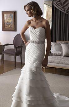 Brides Magazine: Judd Waddell : Style No. 57 : Wedding Dresses Gallery