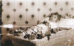 Victorian Post Mortem Photography