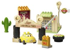 Mega Bloks Luigis Garage Luigi -- Check this awesome product by going to the link at the image.