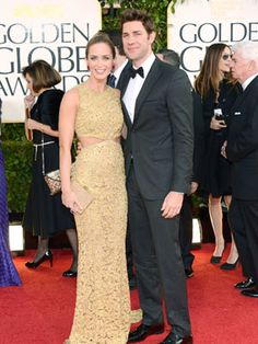 The 12 sexiest moments of the 2013 Golden Globes - I love this couple