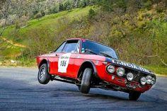 Vintage Sports Cars, Vintage Cars, Rally Raid, Car Brands, Car Manufacturers, Fiat, Cool Cars, Race Cars, Super Cars