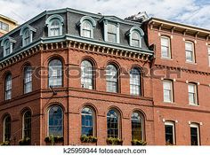 Stock Photo - Paladium Windows and Mansard Roof. Fotosearch - Search Stock Images, Mural Photographs, Pictures, and Clipart Photos