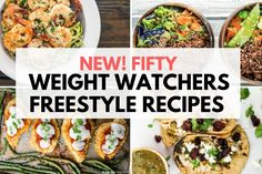 Weight Watchers Freestyle Recipes that work with the new plan and have the updated SmartPoints values. Find delicious, healthy recipes for chicken, turkey, eggs, beans, lentils, seafood, and more including new zero point recipes! With the new Freestyle and Flex plan (the UK version) and all the new...