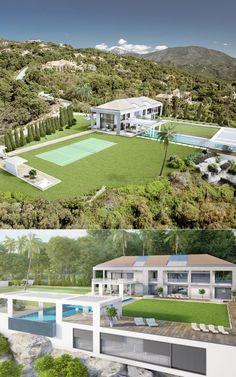 @Luxury-Mansions The Best Home Interiors & Design — Luxury Homes   @luxury–com