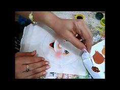 Olhos para Boneca de pano - DVD OLHINHOS 1 - how to paint eyes for doll