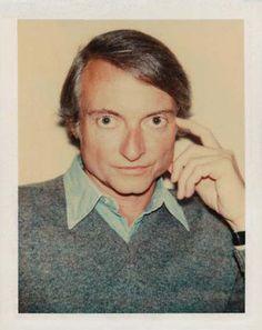 Roy Lichtenstein -Andy Warhol, celebridades e Polaroids