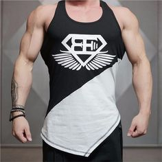 f8557c00d0b87 Body Engineers Men Tank Tops Army Camo Camouflage Mens Vest Bodybuilding Singlets  Stringer Fitness Clothing Sleeveless Shirt