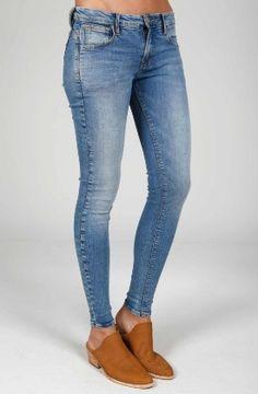 Denim Jeans, jeggings y Vaqueros para Mujer Denim Jeans, Skinny Jeans, Jeggings, Pants, Fashion, Hue, Women, Trouser Pants, Moda