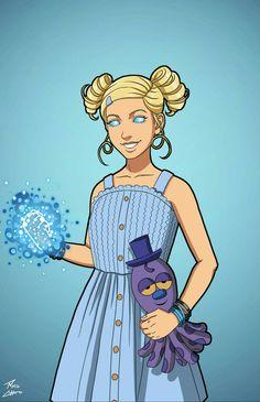 Best Hero, Girl House, Dc Heroes, Hero Arts, Powerpuff Girls, Super Powers, Disney Characters, Fictional Characters, Bubbles