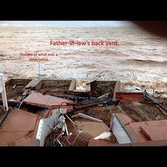 Hurricane Sandy/Stanten Island, October, 2012