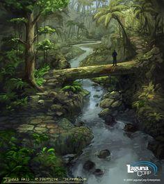 Jungle Pass by jbrown67 on deviantART