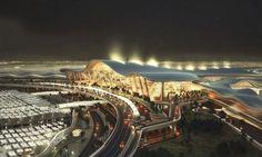 10 aeroportos mais incríveis e luxuosos do mundo