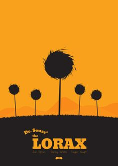 Dr. Seuss' The Lorax, with Sami, Jakob and mom.