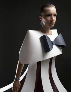 paper-fashion-by-alexandra-zaharova-and-ilya-plotnikov_8 Image from: http://www.thecoolist.com/paper-sculpture-fashion-by-zaharova-and-plotnikov/