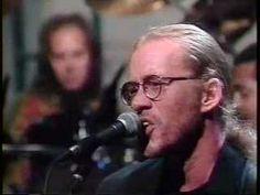 Warren Zevon - Searchin' For A Heart live on Letterman, 1991